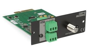 Представляем профессиональный модульный проигрыватель AUDAC XMP44