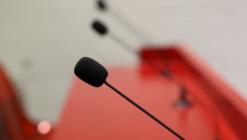 Пейджинговый микрофон AUDAC APM116MK2