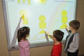 Учебный год 2016-2017. Купить интерактивное оборудование для детского сада в Казахстане