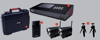 Мобильный комплект AREC AREC KL-3W